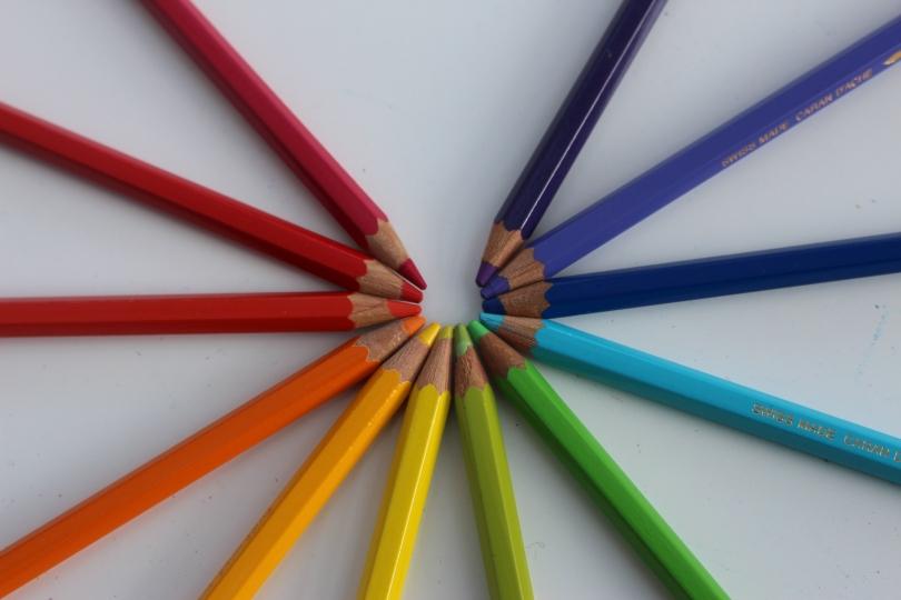 Habt ihr eine Lieblingsfarbe - oder doch lieber regenbogenbunt?